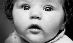 People: Beautiful Baby Eyes - Photos, Pictures, Photographs
